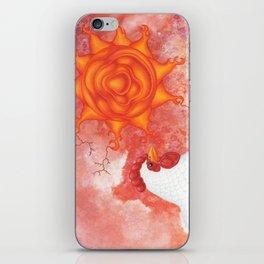 apocalypse chicken iPhone Skin