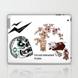 Sarcasm Laptop & iPad Skin
