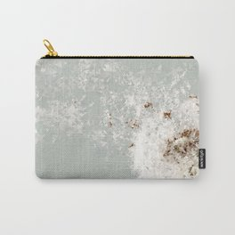 Meshed Up Dandelion Carry-All Pouch