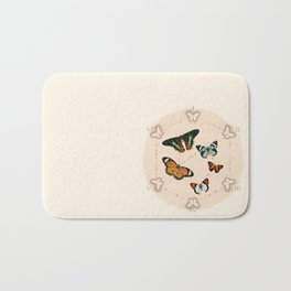 Wings in the Spotlight Bath Mat