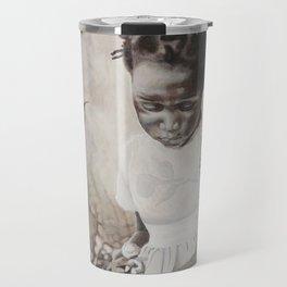 Uganda Orphan Travel Mug