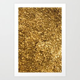 Golden Treasure Art Print