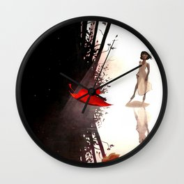 Forest - muse Wall Clock