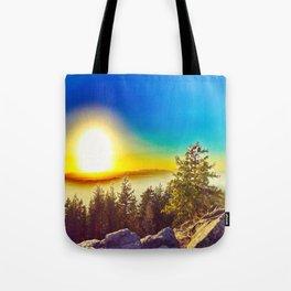 Oregon Wasteland Tote Bag