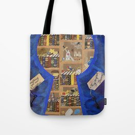 My Dream Library Tote Bag
