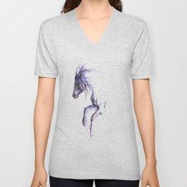 Sea Horse Unisex V-Neck