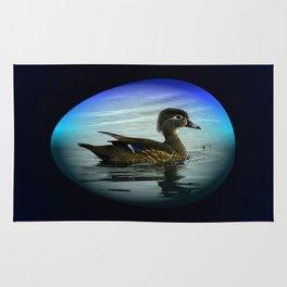 Duck Egg Rug