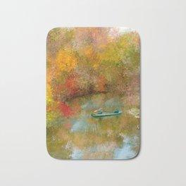 Autumns Beauty Bath Mat