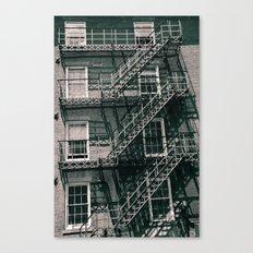 Ladders Galore Canvas Print
