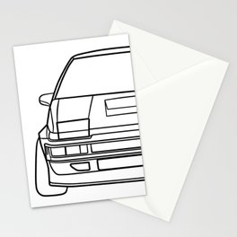 AE86 Stationery Cards