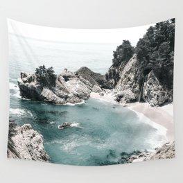 California Beach Wall Tapestry