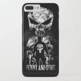 Penny and Dime. iPhone Case