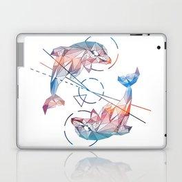 Spirit of the Dolphin Laptop & iPad Skin