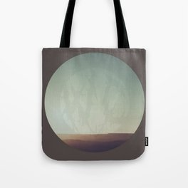 What A Terrible Place Tote Bag