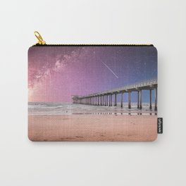 Pier into the Galaxy Carry-All Pouch