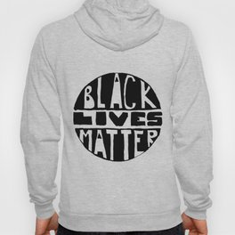 Black Lives Matter Filled Hoody