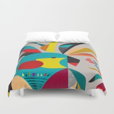 Cockatoooo Duvet Cover