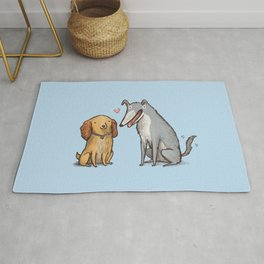 Lady & the Tramp Rug