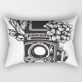 Way I Roll Rectangular Pillow