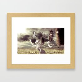 Ascention Framed Art Print