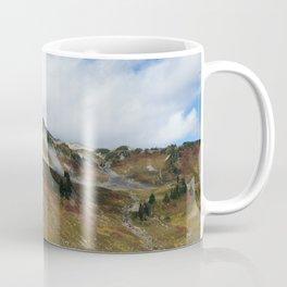 Alta Vista, Mount Rainier Coffee Mug