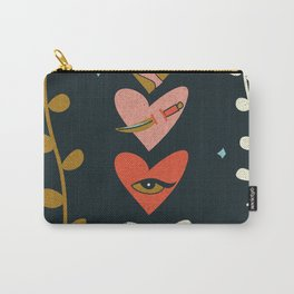 Be Still My Beating Heart Carry-All Pouch