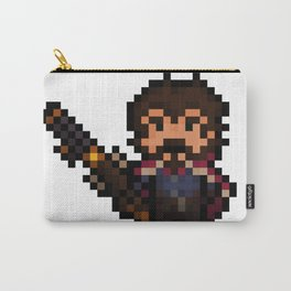 Graves, The Pixel Gunslinger Carry-All Pouch