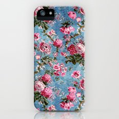 Flowers in the Sky iPhone (5, 5s) Slim Case