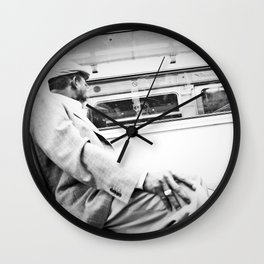 N°140 - 18 01 11 Wall Clock