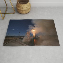 First launch from russian cosmodrome Vostochniy Rug