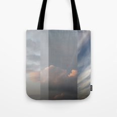 Northern Sky Fragments 2 Tote Bag