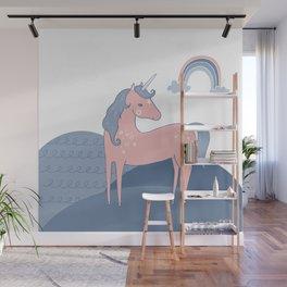 Unicorn hills Wall Mural