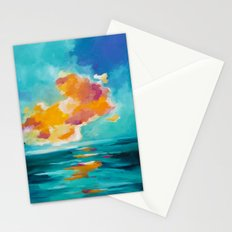 Morning Breaks Stationery Cards