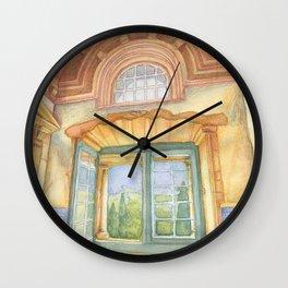 Tomar window Wall Clock
