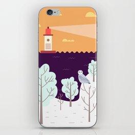Wild Light iPhone Skin