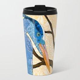Egret Sun Travel Mug
