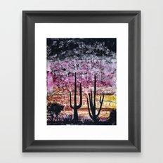 Catuses Framed Art Print