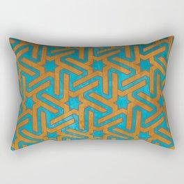 Aynadamar red Rectangular Pillow
