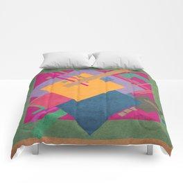 Geometric illustration 49 Comforters