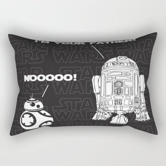 I'm your father! Rectangular Pillow