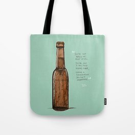 Not Really an Adult Tote Bag