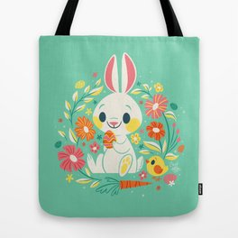 Sweetest Easter Bunny Tote Bag