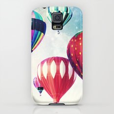 Dreaming of Hot Air Balloons Slim Case Galaxy S5