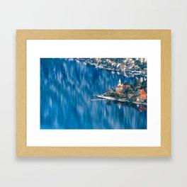 Kotor Bay - Church Framed Art Print