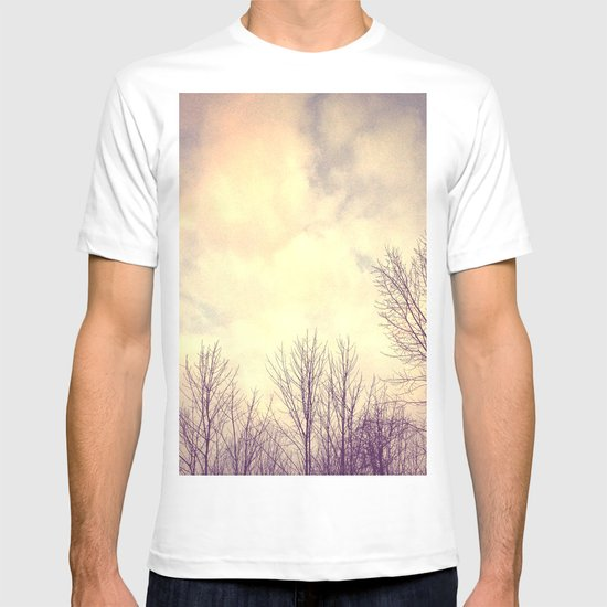 Her Bare Branches Waited for Spring T-shirt