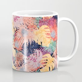 Tropical Leaves #05 Coffee Mug