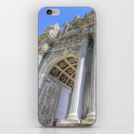 Dolmabahce Palace Istanbul iPhone Skin
