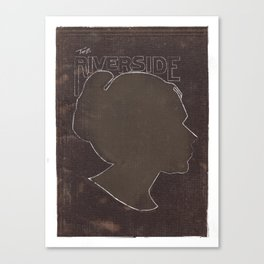 The Riverside Canvas Print