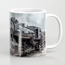 Strasburg Railroad Vintage Steam Locomotive Baldwin Train Engine Pennsylvania Coffee Mug