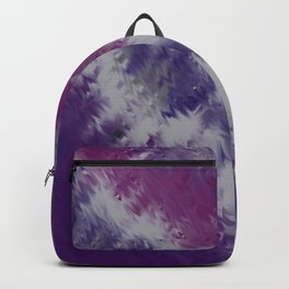 Fantastic purple Backpack